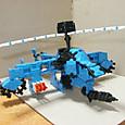 LaQ重武装戦闘ヘリ